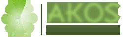 akos logo