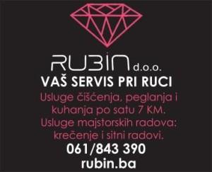 RUBIN OGLAS